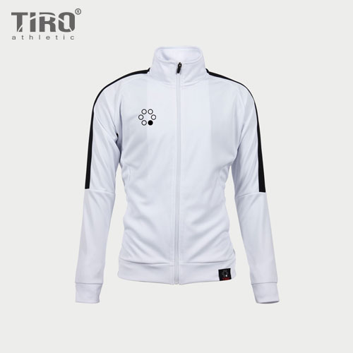 TIRO 18 TRACK(WHITE/BLACK)