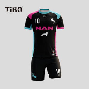 TIRO WARRIOR.18 (SV BLACK MINT / SS)