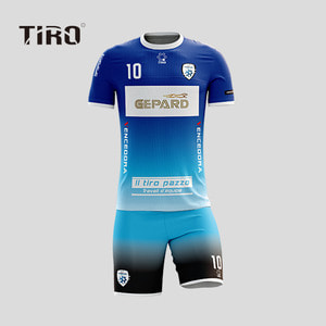 TIRO WARRIOR.18 (PC BLUE GRA / SS)